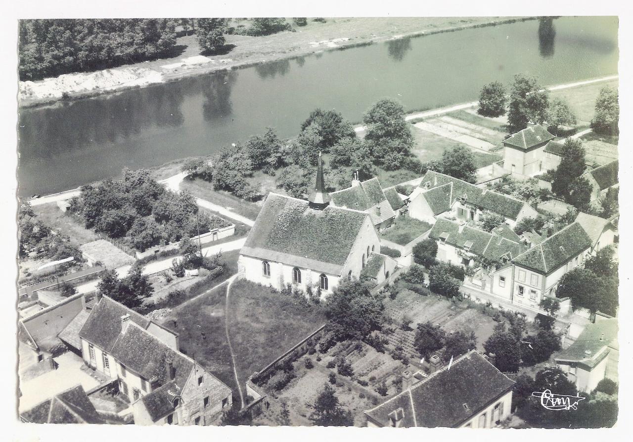 Eglise de Villevallier